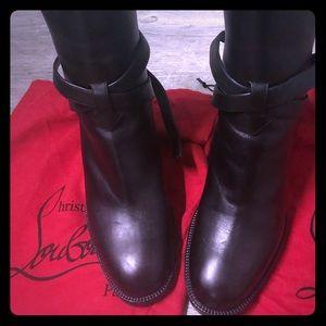 Christian Louboutin kar Strap Boots